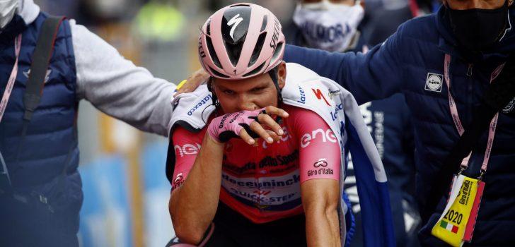 """João Almeida: """"Even dacht ik dat ik het roze zou verliezen"""""""