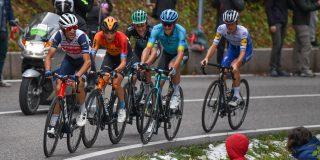 """Fuglsang twaalfde in Giro-klassement: """"Misschien gaan voor een ritzege"""""""
