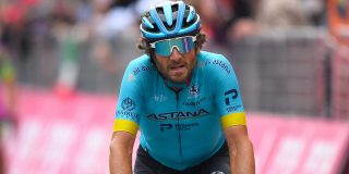 Giro 2020: Manuele Boaro geeft op in Stelvio-rit