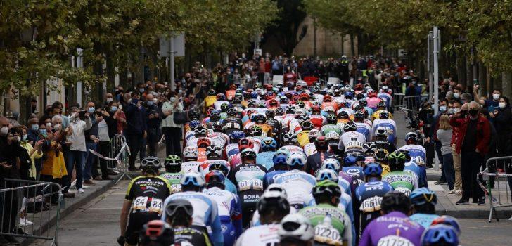 Vuelta 2020: 46 agenten uit karavaan positief op coronavirus