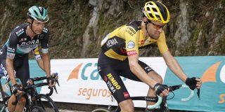 Tom Dumoulin niet meer van start in Ronde van Spanje