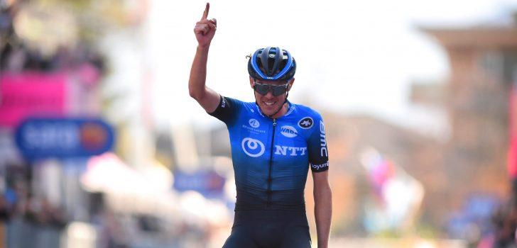 'NTT Pro Cycling kan mogelijk toch door in 2021'
