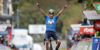 Vuelta 2020: Marc Soler bekroont beulswerk Movistar in Lekunberri