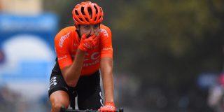 """Josef Cerny sprakeloos na Giro-ritzege: """"Dit is ongelooflijk"""""""