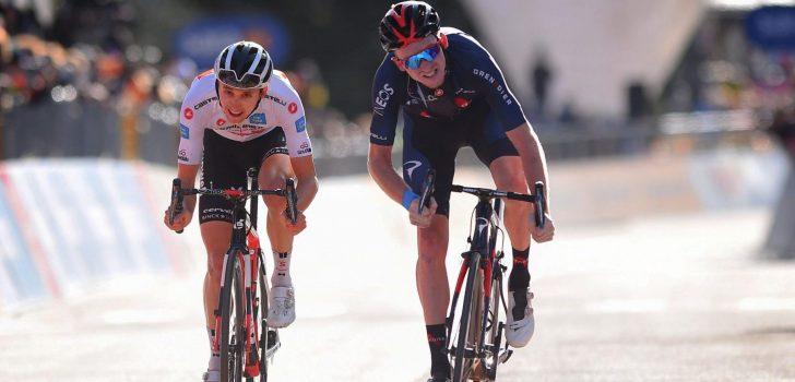 Giro 2020: Roze droom Kelderman spat uiteen, Hart wint in Sestriere