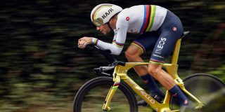 Filippo Ganna test bijna drie weken na besmetting negatief op corona