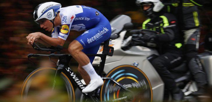 """João Almeida besluit eerste grote ronde als vierde: """"Ik heb mij mentaal gepusht"""""""