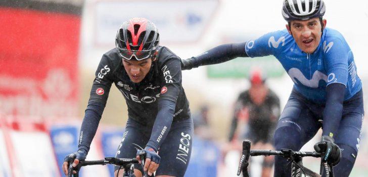"""Richard Carapaz grijpt de macht in Vuelta: """"Nog een lange weg te gaan"""""""