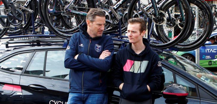 Aike Visbeek nieuwe Performance Manager bij Circus-Wanty Gobert