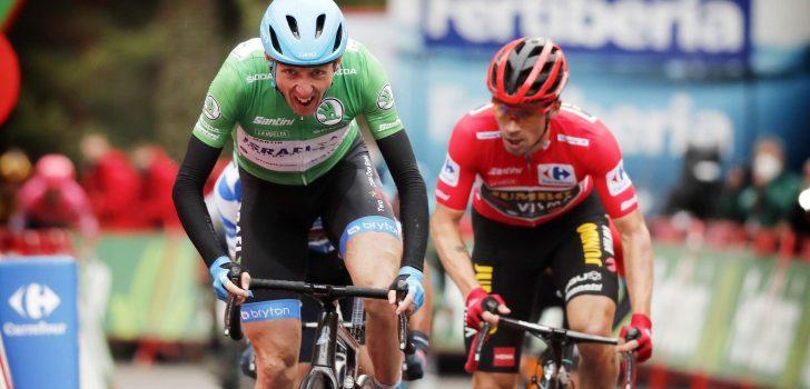 Vuelta 2020: Dan Martin zegeviert in bergetappe naar La Laguna Negra