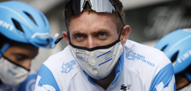 Vuelta 2020: Israel Start-Up Nation rekent op Daniel Martin