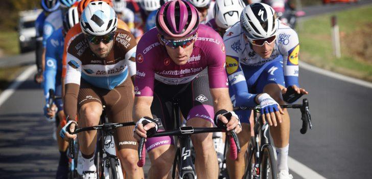 Giro 2020: Démare zeker van puntentrui, Guerreiro bergkoning