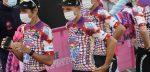 Giro 2020: EF Pro Cycling beboet voor eendentenues