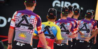 Giro 2020: EF Pro Cycling verzoekt UCI om ronde vroegtijdig te beëindigen