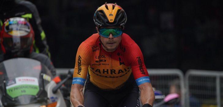 """Tratnik na ritzege in Giro: """"Kreeg extra energie toen ik mijn vriendin zag"""""""
