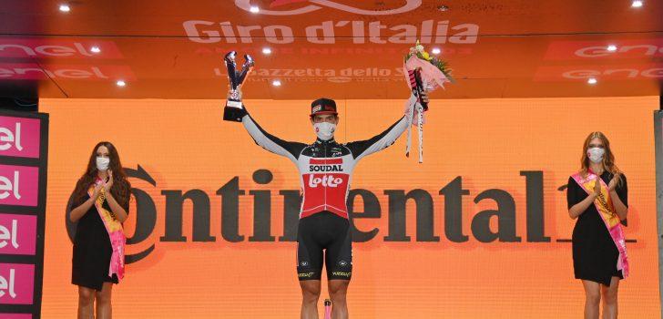 Giro 2020: 'Super Fighting Spirit' voor Thomas De Gendt