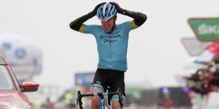 """Ion Izagirre na ritzege in Vuelta: """"Ik moet mijn broer Gorka bedanken"""""""