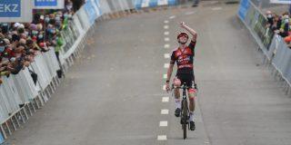 Michael Vanthourenhout en Denise Betsema wonnen in Bern