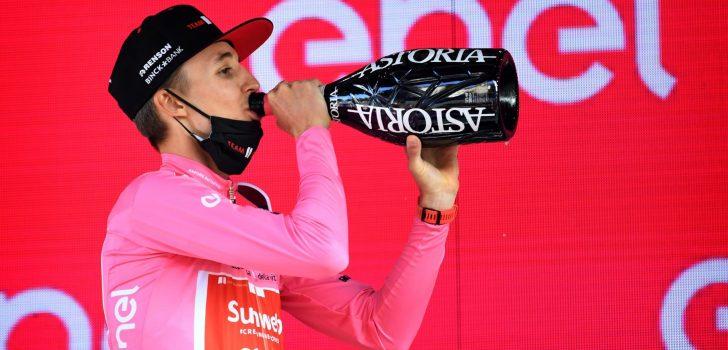 Giro 2020: Starttijden slottijdrit naar Milaan