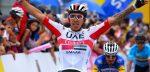 Giro 2020: Gevallen Juan Sebastián Molano kan verder