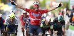 Mads Pedersen snelt naar de zege in BinckBank Tour