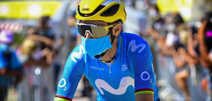 Vuelta 2020: Movistar met kopmannen Valverde, Soler en Mas