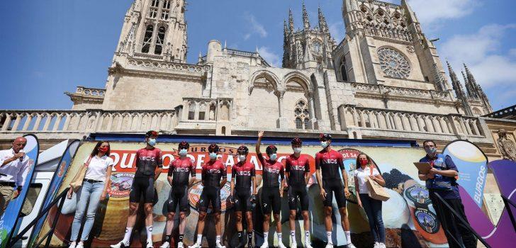Vuelta a España start volgend jaar in de kathedraal van Burgos