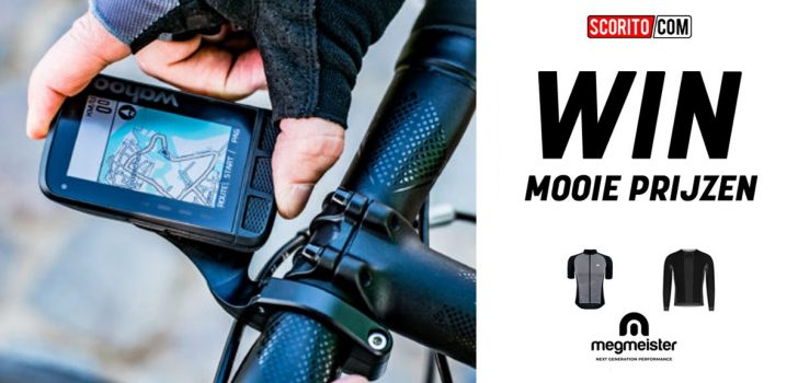 Speel mee met de Scorito Vuelta-pool en win een Wahoo ROAM fietscomputer