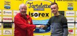 Andreas Goeman kiest voor de weg bij Tarteletto-Isorex