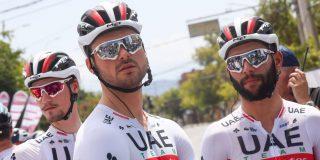 Oliviero Troia blijft bij UAE Emirates