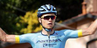 Vlasov kopman in Giro bij Astana-Premier Tech, Fuglsang en Izagirre naar Tour