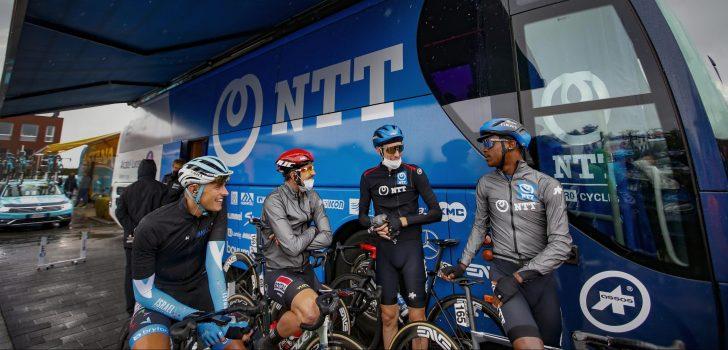 "NTT-ploegleider: ""Wel honderd renners namen contact met ons op"""