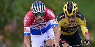 """Axel Merckx uit zorgen: """"Van Aert heeft al drie jaar geen echte pauze gehad"""""""