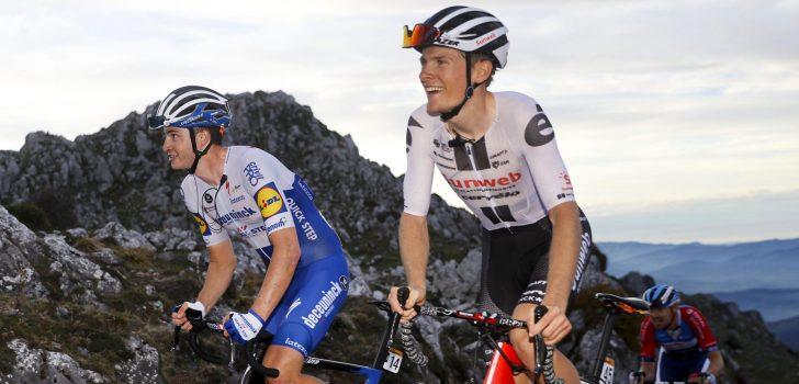 Vuelta 2020: Alexis Renard en Martin Salmon geven op