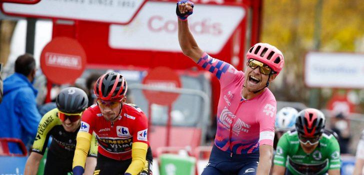 Vuelta 2020: Magnus Cort wint in Ciudad Rodrigo, Roglic steviger aan de leiding