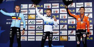 EK veldrijden 2020 in Rosmalen: Uitslagen en medaillewinnaars