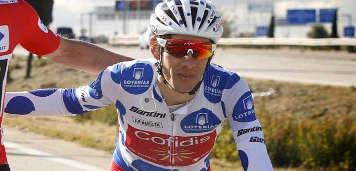 """Guillaume Martin wint bergtrui: """"Belangrijke stap in mijn carrière"""""""