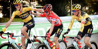 Primoz Roglic doet haasje-over met Pogacar en is eindwinnaar World Ranking
