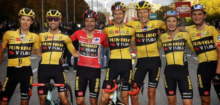 """Merijn Zeeman na tweede Vuelta-zege Primoz Roglic: """"We willen meer"""""""