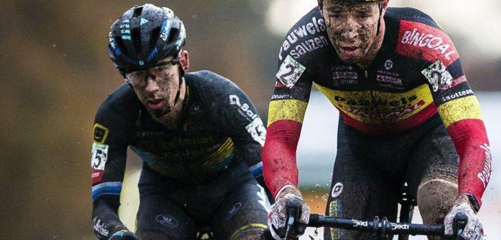 """Lars van der Haar zesde ondanks topstart: """"Kon niet harder rijden"""""""