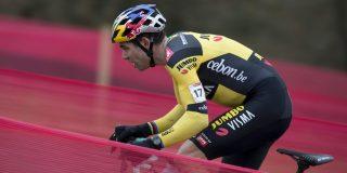Hoe Wout van Aert twee keer op bijna identieke wijze het podium haalde bij zijn comeback
