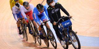 EK baanwielrennen uitgesteld naar oktober