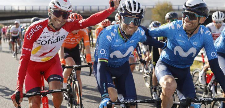Alejandro Valverde tevreden met parcours Vuelta a España
