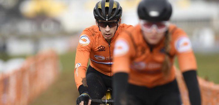"""Lars van der Haar over EK veldrijden: """"Ik hoop op een superdag"""""""