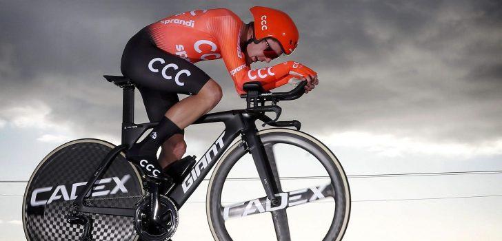 Will Barta van CCC naar EF Pro Cycling