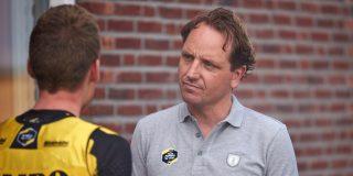 """Merijn Zeeman over Jumbo-Visma: """"Wij werken nu al aan de ploeg voor 2025"""""""