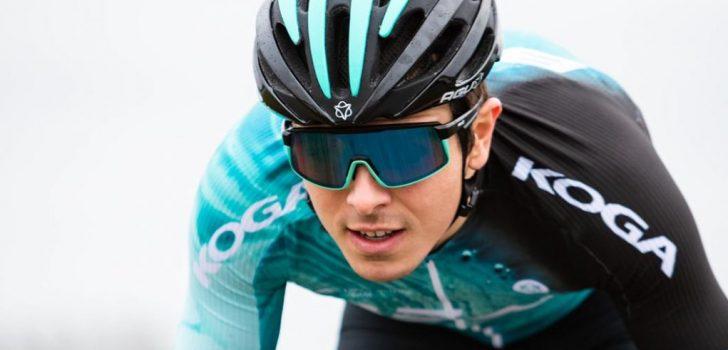Wielertenues 2021: Stefano Museeuw poseert in nieuw tenue BEAT Cycling