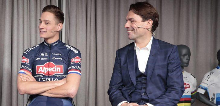 """Christoph Roodhooft: """"We rijden zowel Giro, Tour als Vuelta"""""""
