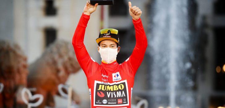 Vélo d'Or 2020 is voor Primoz Roglic