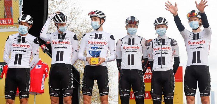 """Team Sunweb over renners-vaccinatie: """"Wij volgen de overheid"""""""